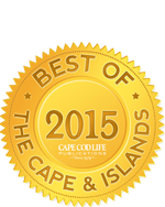 Lower Cape Cod Best Antiques Gold Award for 2015