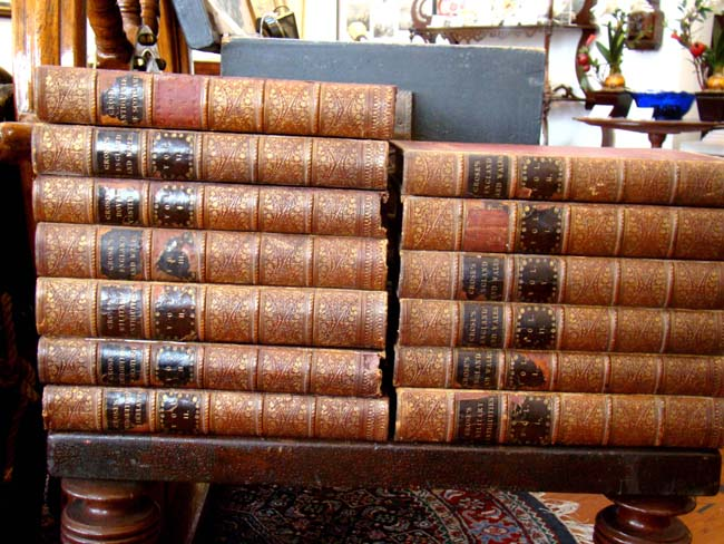 click to view larger image of Thirteen First Edition volumes on British History & Antiquities by Sir Francis Grose published between 1773-1801