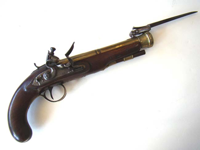 A very fine and RARE Revolutionary War period British