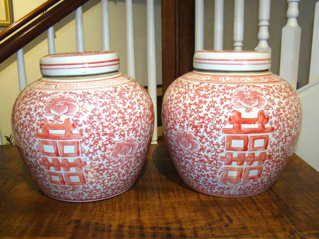 click to view larger image of A fine pair of Chinese