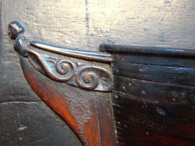 click to view larger image of A RARE 18th century Museum quality English Half Hull Model circa 1750-1780