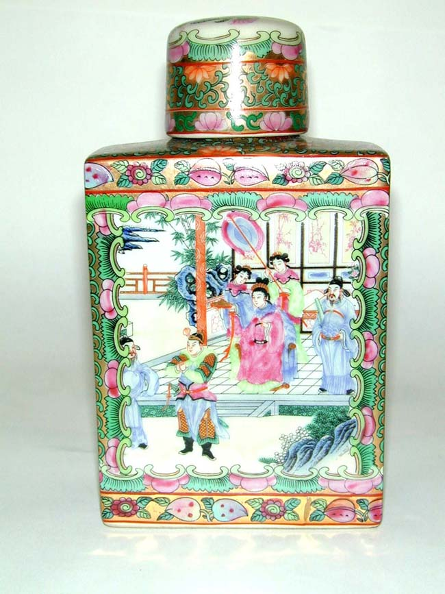 click to view larger image of A 20th century Chinese Export Porcelain