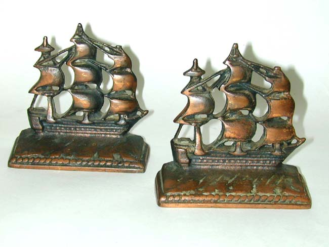 click to view larger image of Antique Pair of