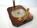 Antique Clocks, Barometers, Sextants, and Telescopes by Kahn Fine Antiques and Works of Art