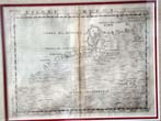 click to view detailed description of THE FIRST MAP OF THE EAST COAST by G. Gastaldi, 1548