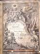 click to view detailed description of The RARE original engraved Frontispiece to the epic book entitled