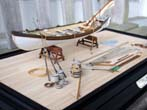 click to view detailed description of An exceptionally well made scratch built model of a circa 1870