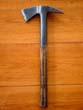 click to view detailed description of A rare British Naval Boarding Axe circa 1780-1810