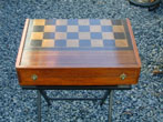 click to view detailed description of A Fine Late 19th Century English Games Box