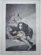 click to view detailed description of Francisco Goya (1746-1828)etching from his series entitled