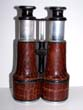 click to view detailed description of A Rare Pair of President Grover Cleveland Presentation Binoculars dated 1894.