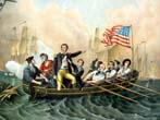 click to view detailed description of Commodore Perrys Victory on Lake Erie during the War of 1812