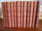 click to view detailed description of A set of 12 volumes of John L. Stoddards Lectures published by Bauch Brothers of Boston in 1905