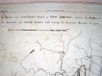 click to view detailed description of A Revolutionary War period map entitled