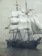 click to view detailed description of A RARE original photo of the famous New Bedford whaling ship