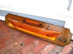 click to view detailed description of A very attractive early 20th century American Half Hull Model of the ship