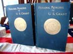 click to view detailed description of Personal Memoirs of U S Grant, first edition, published in 1885