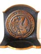 click to view detailed description of A pair of PURDUE UNIVERSITY Antique Bookends