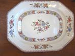 click to view detailed description of A beautiful Serving Platter by Copeland Spode made in 1907.
