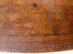 click to view detailed description of The Earliest Known and Rarest Signed and Dated Cape Cod Sea Captains Navigational Instrument