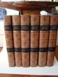 click to view detailed description of A beautiful 6 volume set of ROMAN HISTORY printed in London 1728-1737