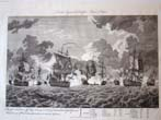 click to view detailed description of A rare 18th century engraving entitled