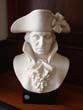 click to view detailed description of A bust of George Washington commissioned by the Centennial Council of the Thirteen Original States
