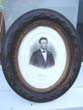 click to view detailed description of A wonderful 19th century hand colored engraving 'from life' of Abraham Lincoln in its' original frame