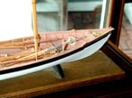 click to view detailed description of A Fine 20th century Scale Model of a Nantucket Whale Boat