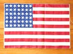 click to view detailed description of A Fine 42 Star Flag in the Dancing Star formation circa 1890, now elegantly framed