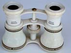 click to view detailed description of A Rare Pair of 19th Century Ivory Binoculars