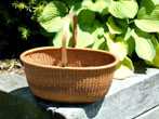 click to view detailed description of Nantucket Basket circa 1910-1920
