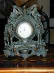click to view detailed description of World War I Patriotic Clock