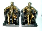 click to view detailed description of A Pair of Abraham Lincoln (