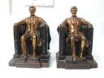 click to view detailed description of A Pair of Abraham Lincoln
