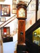 click to view detailed description of Perhaps the Most Beautiful English Queen Anne Marquetry Longcase Clock circa 1710-1715 On the Market