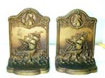 click to view detailed description of A Pair of Bradley & Hubbard Old Sailor
