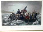 click to view detailed description of A Fine 19th century hand colored engraving depicting